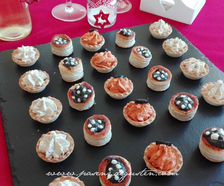 """Desde que ví estos mini conos en el libro de Su, """" Recetas de fiesta """" me enamoré de ellos. No solo porque son una monada sino por..."""