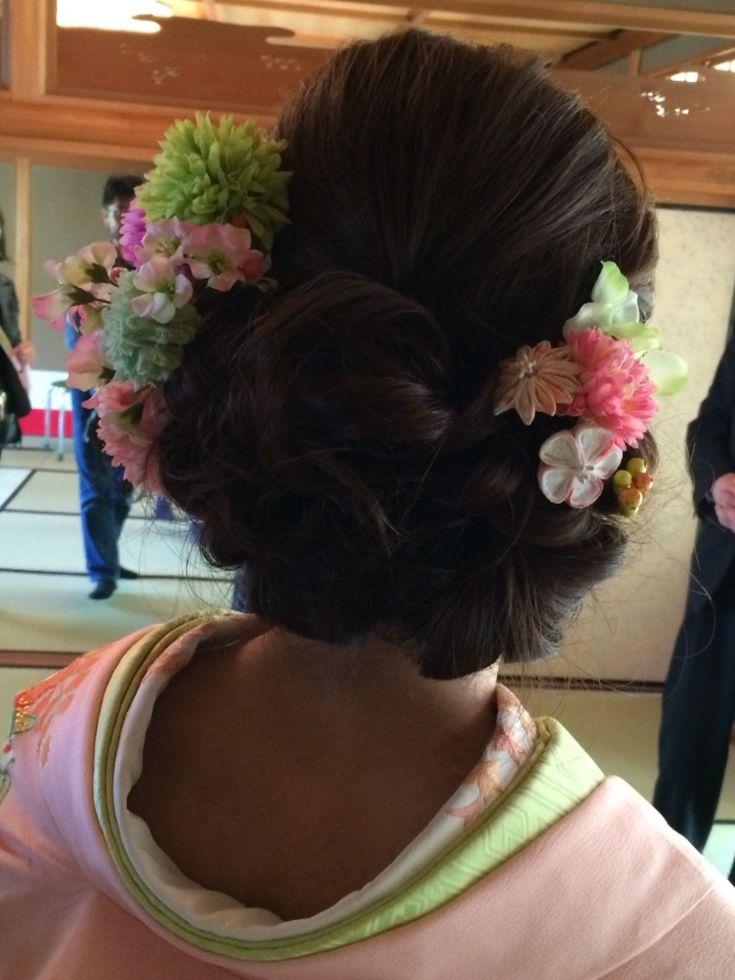 かわいい堀北真希のヘアスタイル♪ |名古屋 和装前撮り・ロケーション撮影、結婚写真の「北徳」★若女将takakoのブログ|Ameba (アメーバ)