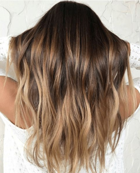 Best 25 Balayage Brunette Ideas On Pinterest Brunette