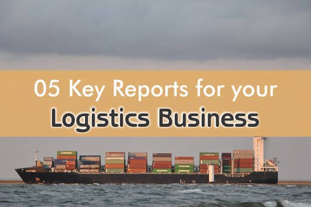 Want to know every detail about your Logistics business sales? CRM reports give you a real-time view!  http://blog.dquip.com/5-critical-crm-reports-for-logistics-business/  #CRM #Software #Sales #Logistics #Business
