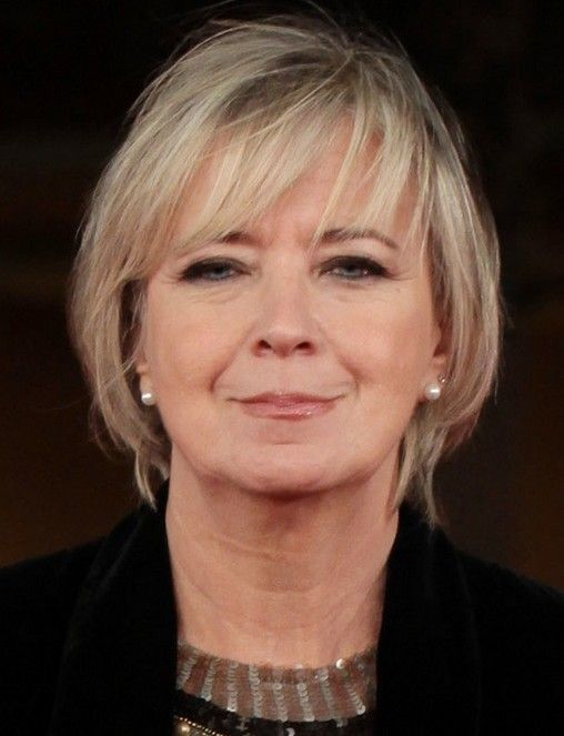 20 Short Hairstyles for Older Women: Easy Hairstyles for Thin Hair