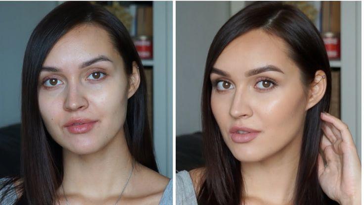 ЕЖЕДНЕВНЫЙ МАКИЯЖ | My everyday makeup routine | Tanya Dary