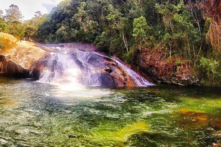 Cachoeira do Escorrega - Visconde de Mauá - Rio de Janeiro