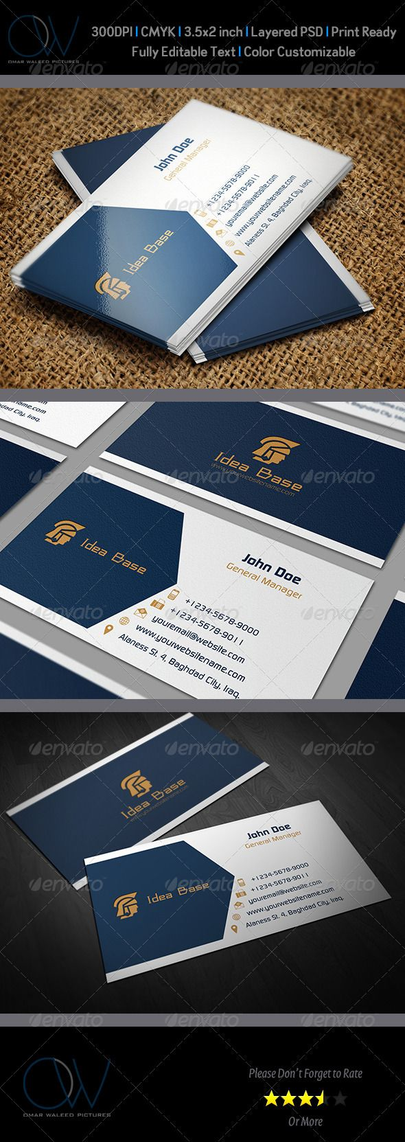 Idea Base Business Card