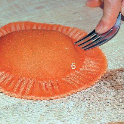 Step 6 - Ravioli with rosemary by Chef Alessandra Spisni