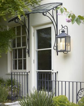 Art Nouveau Style - Entry Canopy - traditional - entry - san francisco - Gast Architects