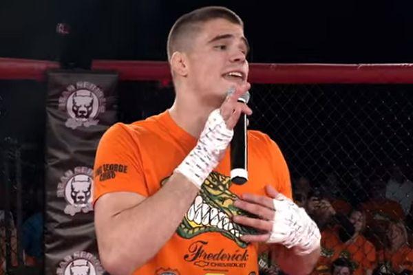 Sage Northcutt vs Mickey Gall UFC MMA Fight Tonight