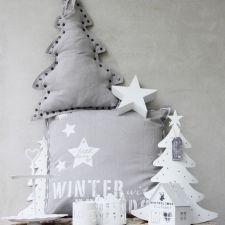 Alberelli morbidi mordibi per un soffice Natale!  #xmas #christmastree #felt #tree #christmas