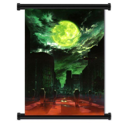 Shin Megami Tensei Persona 3 Game Fabric Wall Scroll Poster (16'x24') Inches * Unbelievable  item right here! : DIY : Do It Yourself Today