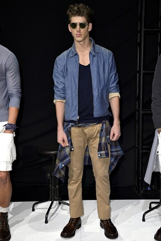 Casual chic #TODDSNYDER spring/sumer 2013