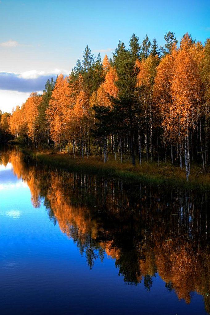 Kainuu, Pohjois Suomi, Northern Finland, photo by luokkaja/ flickr