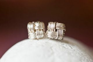 stud earrings tutorial and other stud ideas out of wire