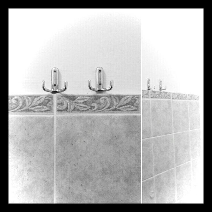 Towels bathroom particular