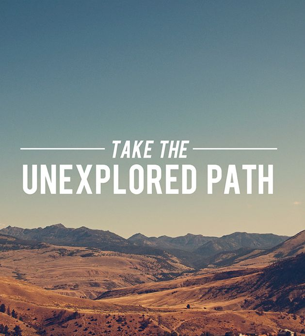Path Quotes: Health, Travel Inspiration And