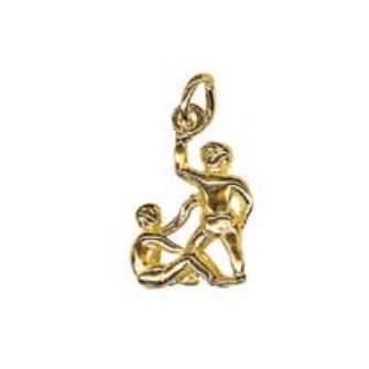 Buy our Australian made Gemini Charm - chr-1194 online. Explore our range of custom made chain jewellery, rings, pendants, earrings and charms.