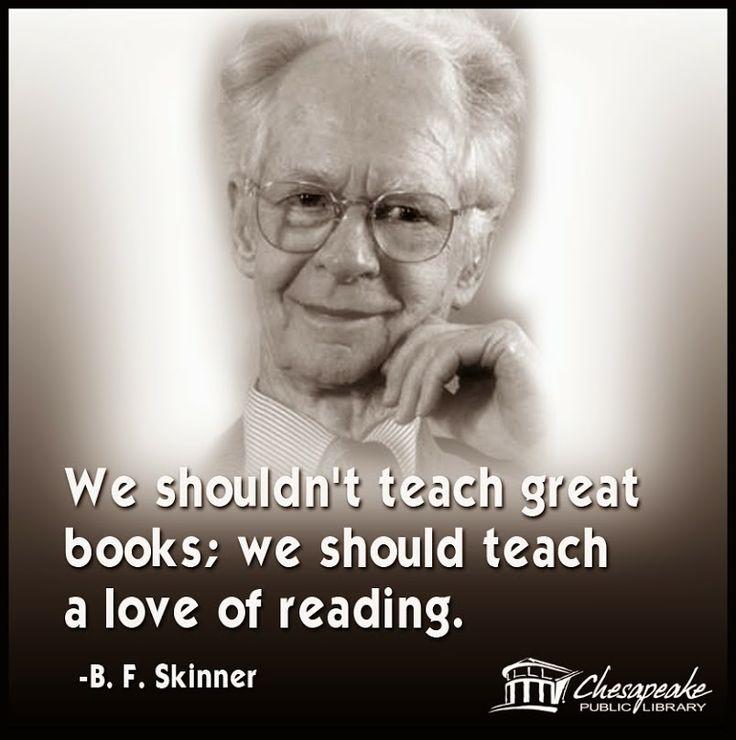 Bf Skinner Quotes: 63 Best B. F. Skinner Images On Pinterest