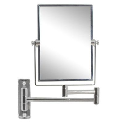 Found it at Wayfair - Rectangle Magnifying Makeup Wall Mirror