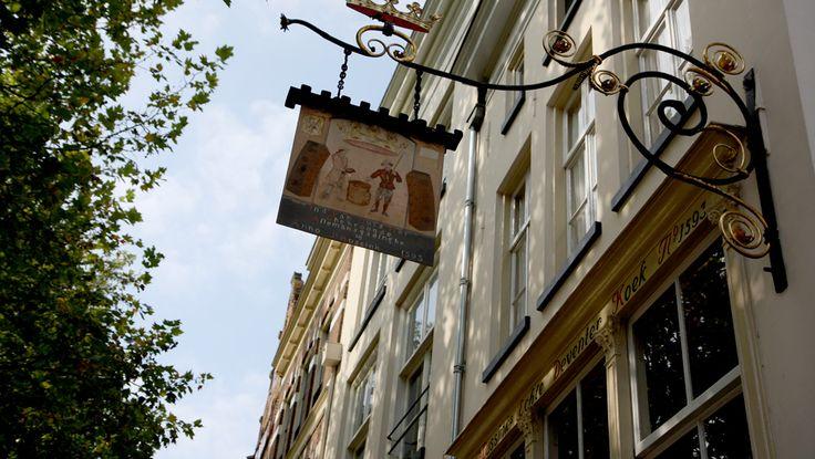 JB BUSSINK DEVENTER KOEKWINKEL echte Deventer koek anno 1593 | Brink, Deventer Overijssel