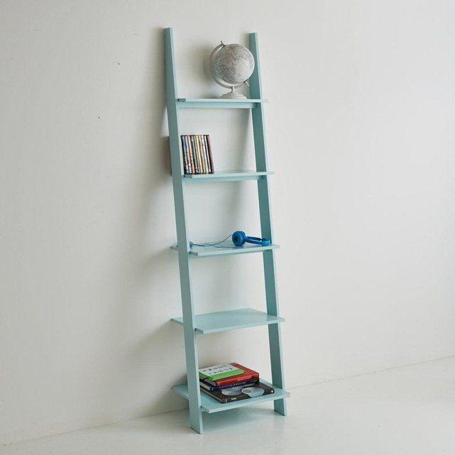 best 25 etagere echelle ideas on pinterest echelle en bois d co echelle decorative and. Black Bedroom Furniture Sets. Home Design Ideas