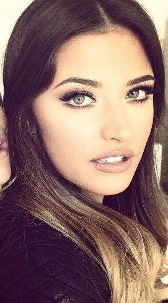 ♥ this makeup look!