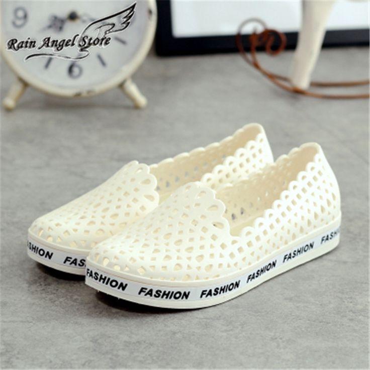 $18.88 (Buy here: https://alitems.com/g/1e8d114494ebda23ff8b16525dc3e8/?i=5&ulp=https%3A%2F%2Fwww.aliexpress.com%2Fitem%2Fnest-hole-sandals-woman-2016-summer-cheaper-high-quality-flat-female-sandals-casual-shoes-zapatos-de%2F32670511057.html ) nest hole sandals woman 2016 summer cheaper high quality flat female sandals casual shoes  zapatos de la jalea plastic for just $18.88