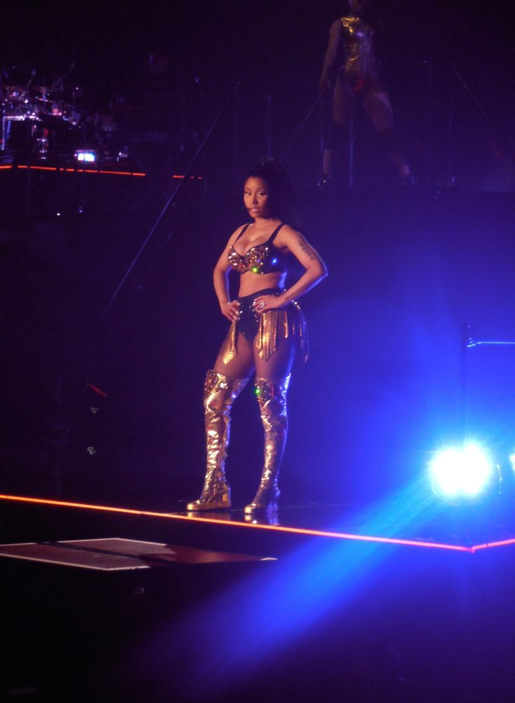 The Pinkprint World Tour #NickiMinaj Manchester, 2015 #music