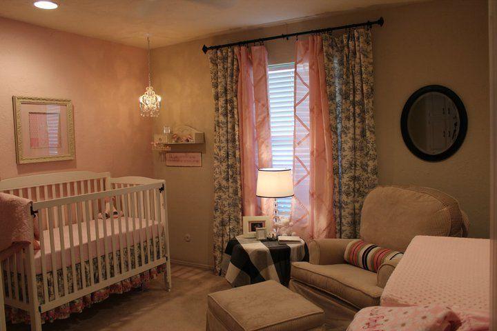 nursery decor: Projects, Curtains, Baby Girl Nurserys, Girl Nurseries, Sweet Baby, Baby Room, Baby Girls, Project Nursery, Baby Nurseries