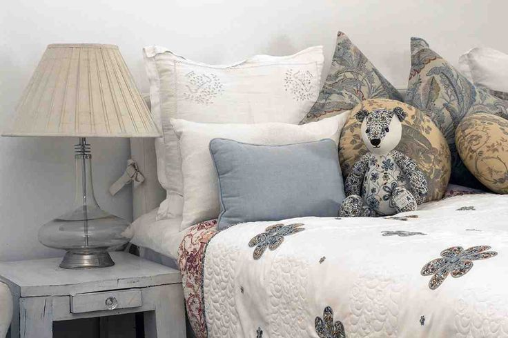 A sophisticated bedroom look...