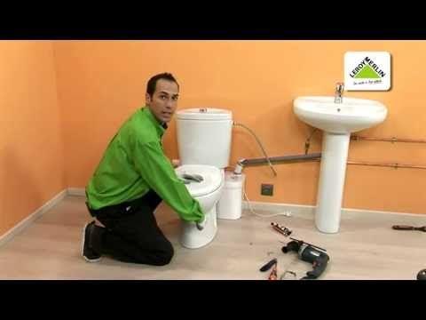 Instala un baño en cualquier parte de tu casa (Leroy Merlin) - YouTube