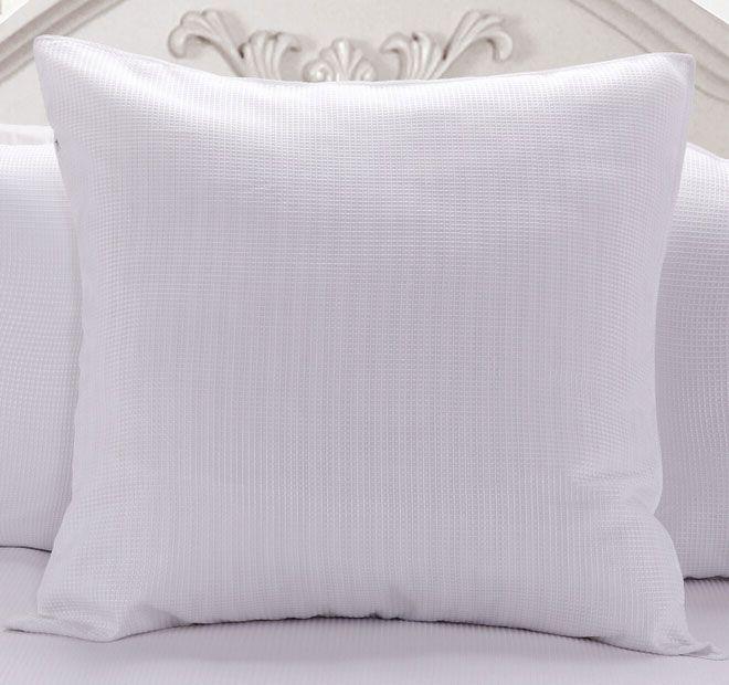 ardor-home-cotton-waffle-european-pillowcase-snow
