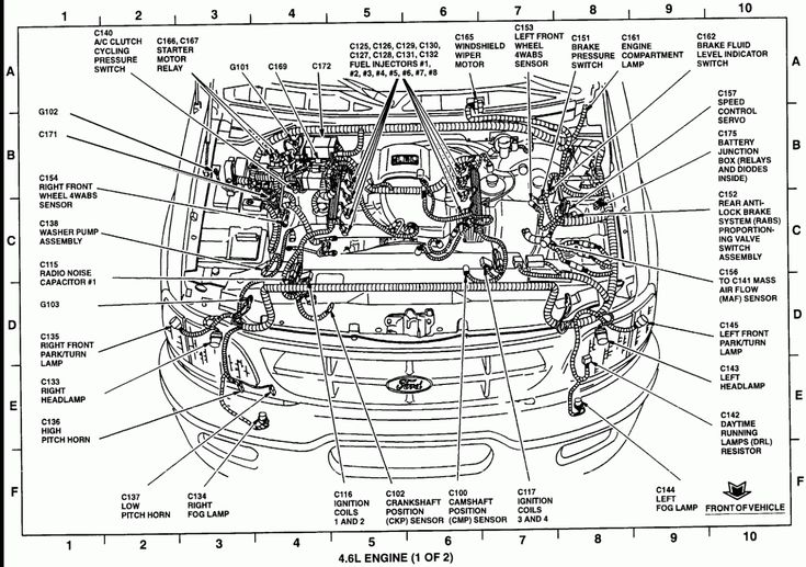 Vw Up Engine Diagram Xl in 2020   Ford f150, Ford ranger, F150