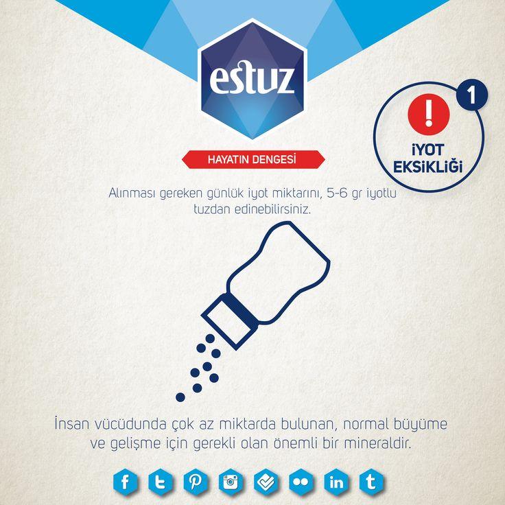 #tuz #estuz #hayatındengesi #salt #saltofturkey