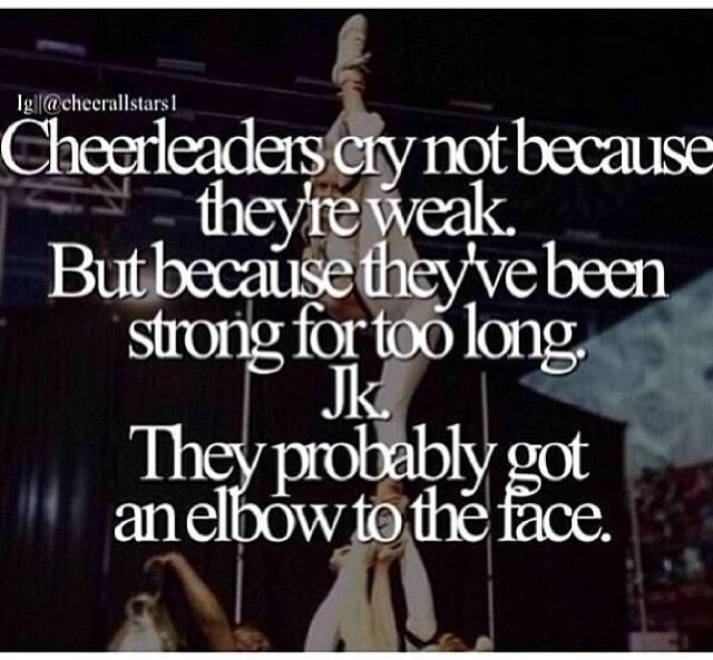 Competition Quotes Inspirational: Best 25+ Inspirational Cheerleading Quotes Ideas On