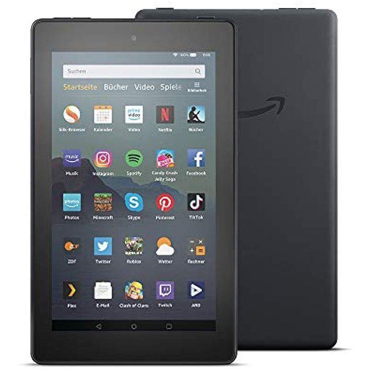 Das Neue Fire7 Tablet 7 Zoll Display 32gb Schwarz 32gb 7zolldisplay Das Devices Fire7tablet Neue Schwarz Fire Tablet Tablet 7 Tablet