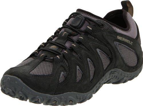Merrell Chaussures De Sport Pour Hommes, Noir (noir / Marine), 8 D (m) Nous