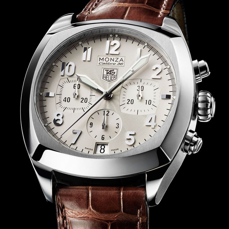 TAG Heuer Monza Automatic Chronograph (38mm) Calibre 36