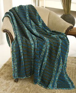 1000+ images about Crochet - Intermediate Afghans, Blankets and Throws ...