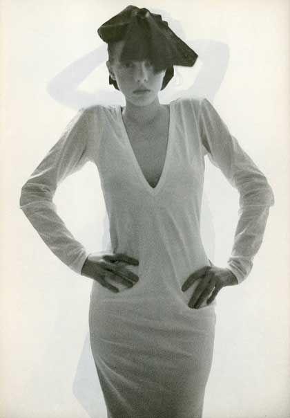 Comme des Garçons No.91     コム・デ・ギャルソン カタログ 1986     写真/パオロ・ロベルシ Paolo Roversi