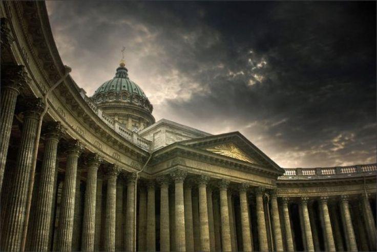 Таинственные места Санкт-Петербурга