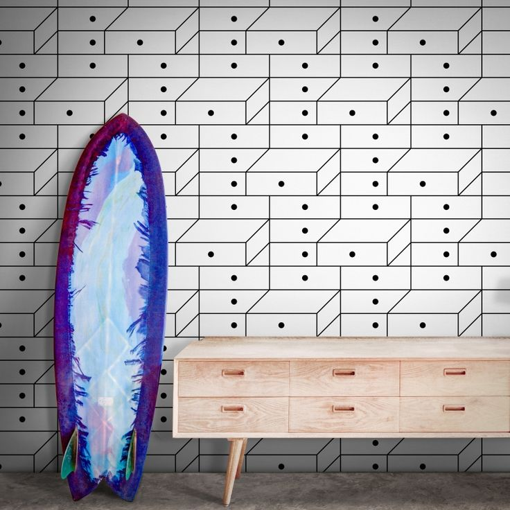 Drawer Wallpaper by Tong Ren | FEATHR™