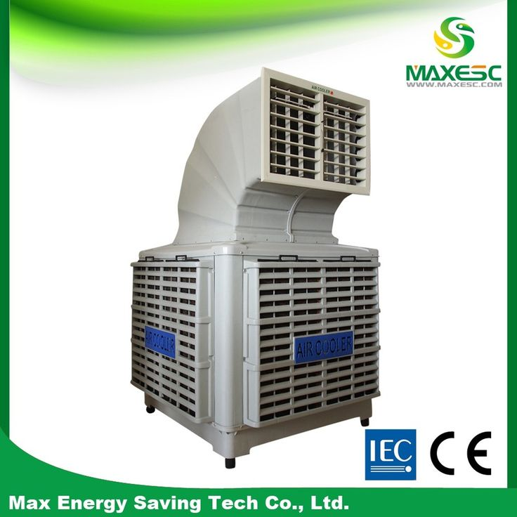 Water Powered Commercial Movable Industrial Small Room Air Conditioner