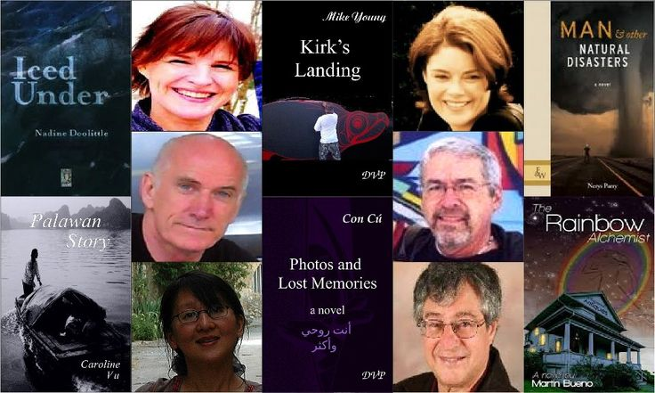Magical Evening with Ottawa Authors  June 2013