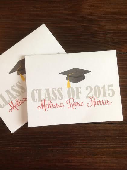 college graduation thank you note