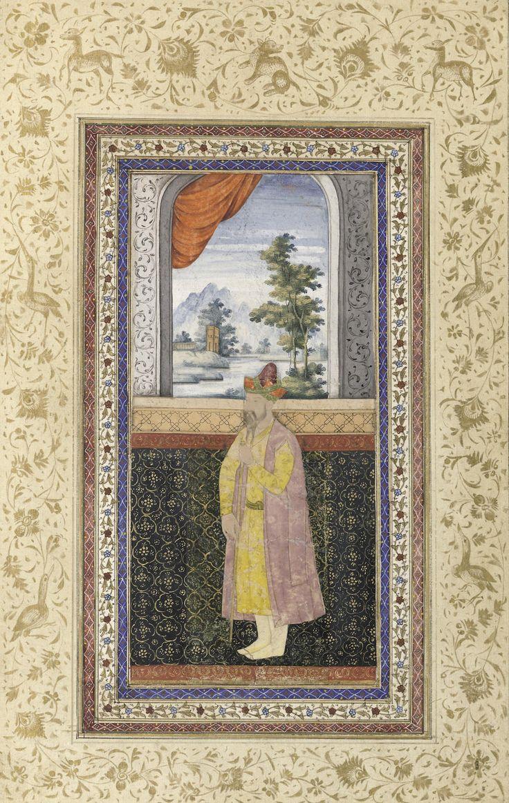 Rustam, minister of Babur