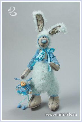 выкройка зайца тедди - Поиск в Google