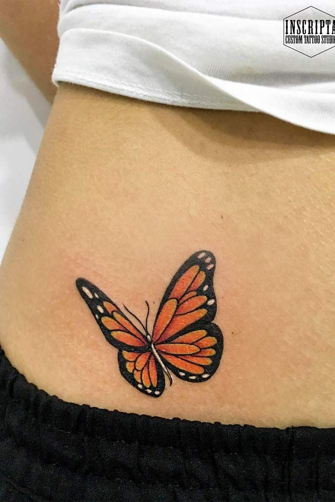 Beautiful And Meaningful Butterfly Tattoo Guide Butterfly Tattoo Colorful Butterfly Tattoo Tattoos