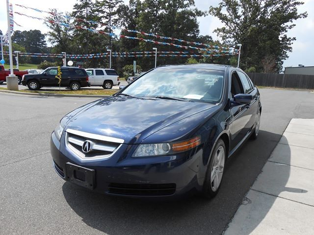 2006 Acura TL 133959 miles for sale at AutoAmerica Monroe NC. See more used cars for sale at http://www.myautoamerica.com/