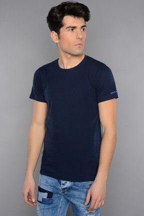 Rodin Hills Erkek Lacivert O  Yaka Süprem T Shirt || Erkek Lacivert O http://www.1001stil.com/urun/3750468/rodin-hills-erkek-lacivert-o-yaka-suprem-t-shirt.html?utm_campaign=Trendyol&utm_source=pinterest