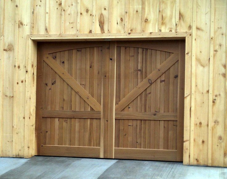 Wood Garage Doors With Windows 12 best garage door designs images on pinterest | door design
