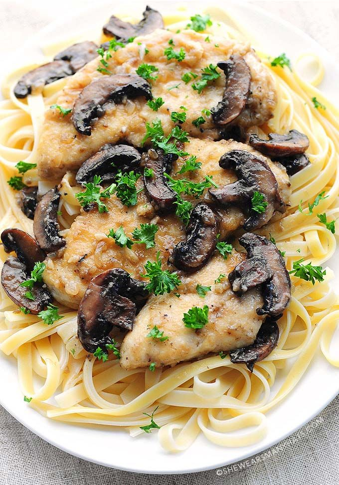 This Chicken Marsala recipe is easier than you think and may just become a regular feature in your repertoire.